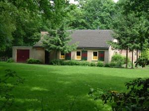 Ons clubgebouw in 2005