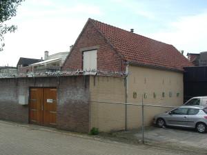 Het 'clubhuis' van de Livingstone Groep: de zolder onder het rode pannendak