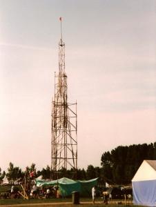 De Jamboreetoren van 1995