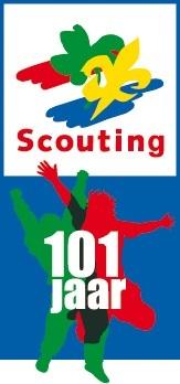 Nachthike 2011 Scouting_101_jaar_transp