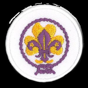 Het installatieteken van Scouting Nederland