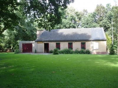 uitbreiding clubgebouw - Het metselwerk is gereed en het dak zit erop! (7 september)