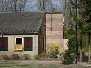 Locatie uitbreiding clubgebouw
