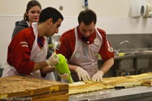 Scouting Enschede - 100 meter taart 2010