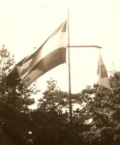 1948 vlaggen verkennerskamp Dwingeloo