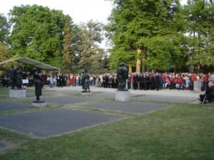 Dodenherdenking 2007