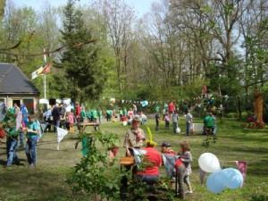 Jubileum 65 jaar Scouting Nanne Zwiep - spelcircuit
