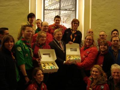 Tijd voor taart 2010