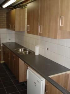 Verbouwing - plaatsen keuken