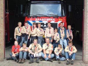 Verkennerskamp 2006