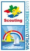 Logo WJ 2011 Zweden - Nederlands contingent