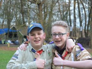 Scouts-RSA kamp 2016