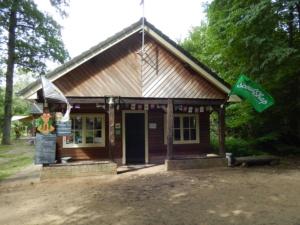 ScoutShop op Gillwell Ada's Hoeve in Ommen