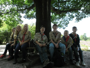 Zomerkamp Scouts 2014